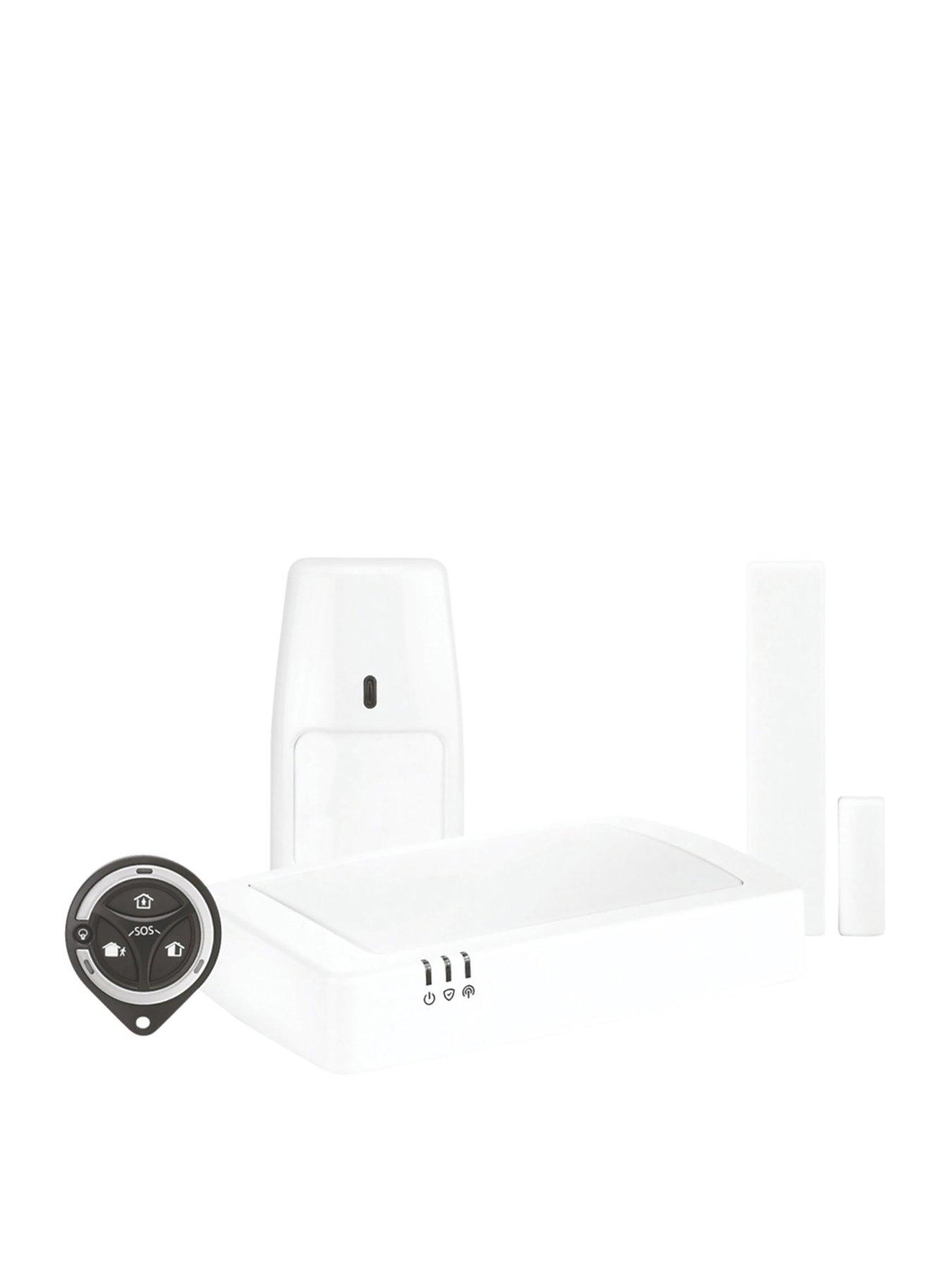 Compare prices for Honeywell Evo Wireless Home Alarm Kit