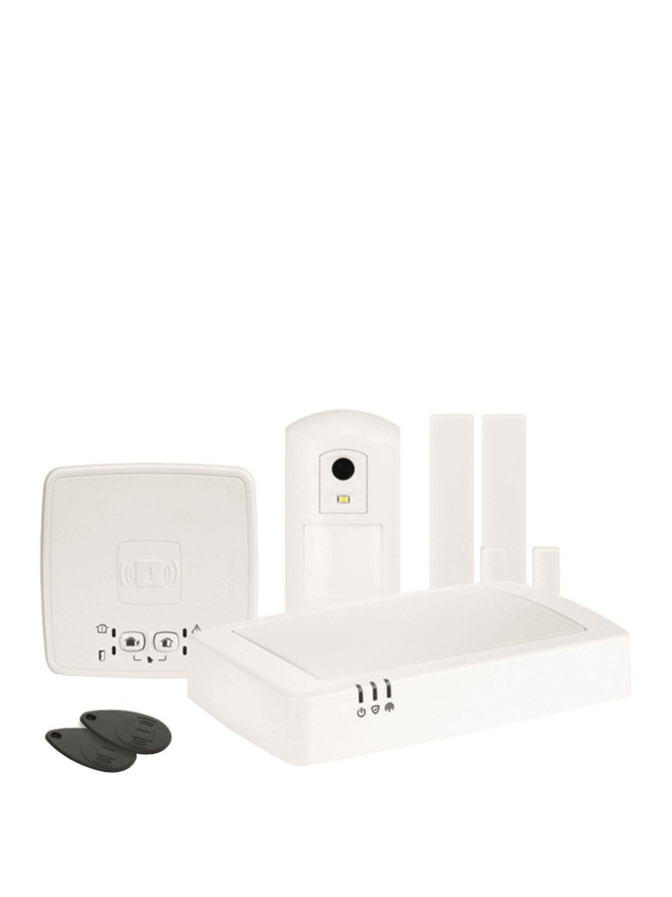 Compare prices for Honeywell Evo Wireless Alarm Kit With Camera