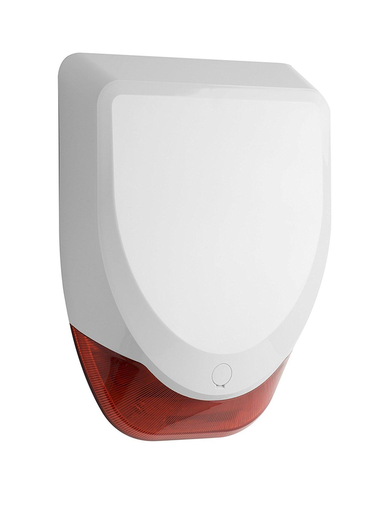 Compare prices for Honeywell Evo Wireless Battery Siren