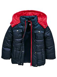 mini-v-by-very-boys-contrast-hooded-padded-coat