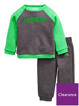 adidas-baby-boys-linear-jognbspsuit-dark-grey-heathernbsp