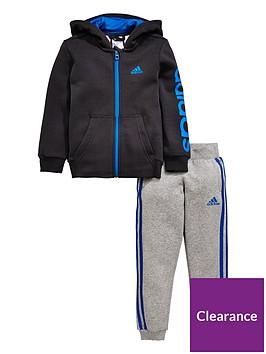 adidas-younger-boys-hojo-tracksuit-greynbsp