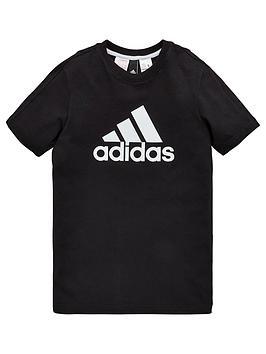 adidas-boys-logo-tee-blacknbsp