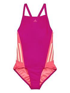 adidas-girls-swimsuit-magentanbsp