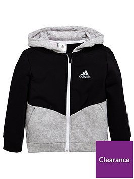 adidas-younger-boys-comfy-track-top-blackgreynbsp