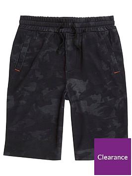 river-island-boys-navy-camo-jersey-shorts