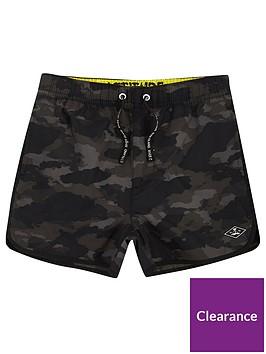 river-island-boys-khaki-print-swim-shorts