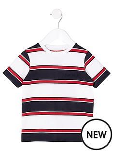 river-island-mini-boys-white-stripe-lsquobrnxrsquo-t-shirt
