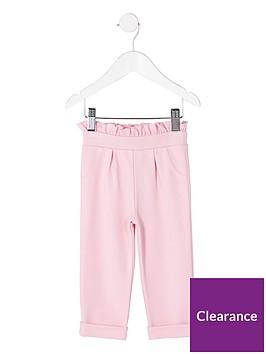 river-island-mini-girls-pink-frill-waist-trousers