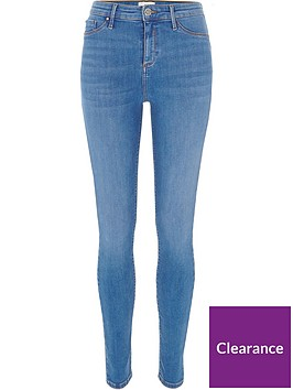 river-island-river-island-molly-olympic-jeans-buzzy-blue