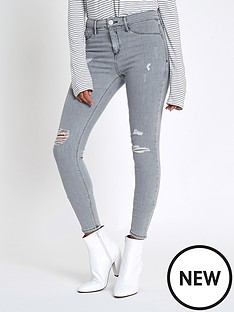 river-island-molly-cement-jeans--grey