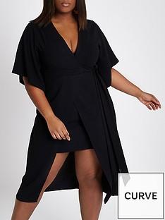 ri-plus-waisted-midi-dress--black