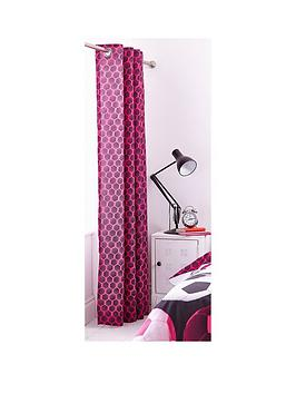 catherine-lansfield-neon-football-eyelet-curtains-in-pink