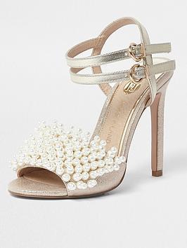 river-island-pearl-sandal-white