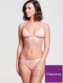 ellesse-branded-trim-bikini-bottom-pinknbsp
