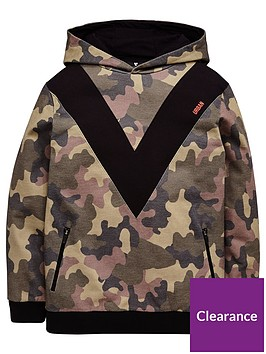 v-by-very-camo-chevron-hoody