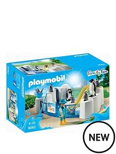 playmobil-aquarium-penguin-enclosure