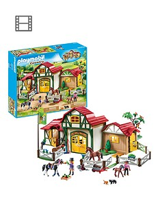 playmobil-horse-farm