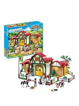 playmobil-horse-farm