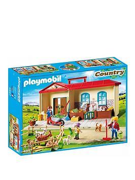 playmobil-take-along-farm