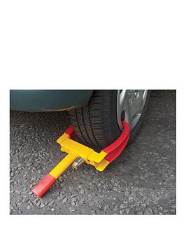Streetwize Accessories Streetwize Accessories Easy And Quick Wheel Clamp Picture