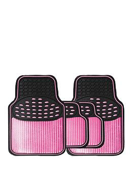 streetwize-accessories-think-pink-4pce-revelation-mat-set