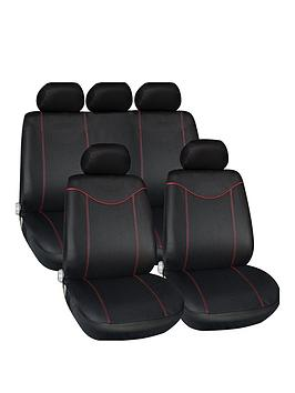 Streetwize Accessories Streetwize Accessories Alabama Seat Cover Set Picture