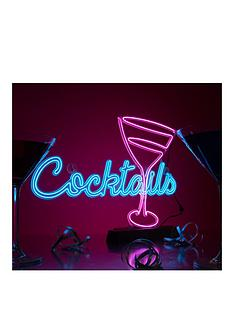 fizz-neon-effect-cocktails-light