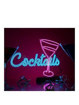 fizz-neon-effect-cocktails-light