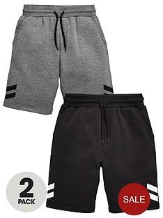 v-by-very-2-pack-jog-shorts-blackgrey