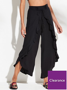v-by-very-wrap-front-lace-up-detail-beach-trouser-blacknbsp