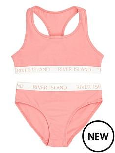 river-island-girls-pink-branded-crop-top-amp-briefs