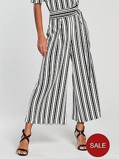 karen-millen-karen-millen-engineered-stripe-print-trouser