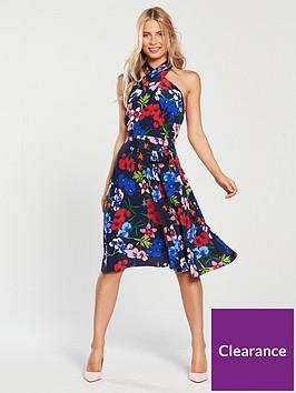 karen-millen-karen-millen-fresh-floral-print-silk-dress