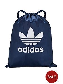 adidas-originals-kids-trefoil-gym-sack-navynbsp