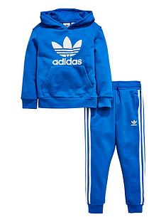 adidas-originals-younger-boys-trefoil-hoodie-suit-bluebirdnbsp