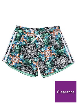 adidas-originals-girls-zoo-shorts--printnbsp