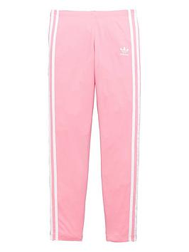adidas-originals-girls-3-stripe-leggings-pinknbsp
