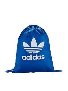 adidas-originals-kids-trefoil-gymsacknbsp--bluenbsp