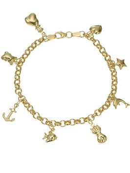 love-gold-9-carat-yellow-gold-charm-bracelet-with-8-charms