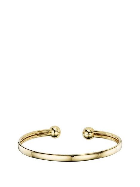 love-gold-9-carat-yellow-gold-ladies-torque-bangle