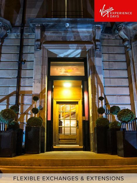 virgin-experience-days-one-night-boutique-break-for-two-at-the-bonham-hotel-edinburgh