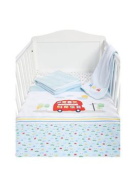 Mothercare Mothercare On The Road Bed In Bag Picture