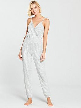 river-island-wrap-frontnbsplounge-jumpsuit-grey