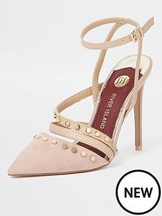 river-island-stud-strap-high-heels--nude