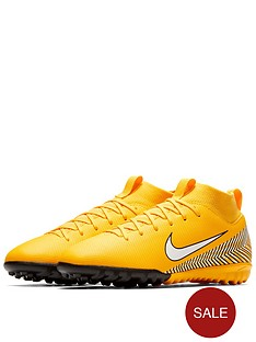 e29f537bc3ee Nike Nike Mens Mercurial Superfly 6 Academy Neymar Astro Turf Football Boot