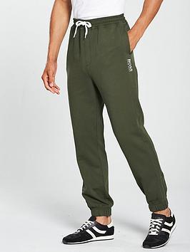 boss-logo-sweat-pants-khaki
