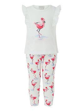 monsoon-newborn-baby-freya-flamingo-set