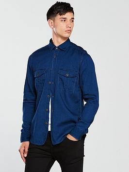 boss-casual-overshirtnbsp--navy
