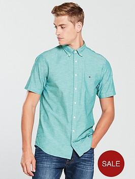 tommy-hilfiger-tommy-sportswear-diamond-dobby-short-sleeve-shirt